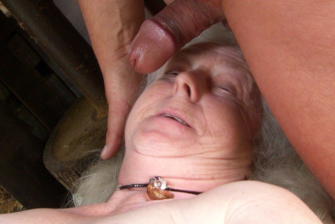 72 year old grandma craves big black cock 1