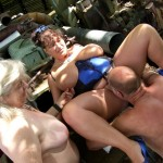 72 year old granny gets fucked