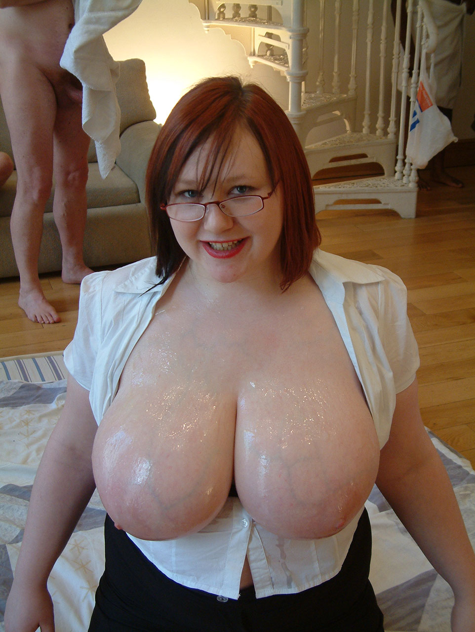 Too happens:) Busty english women