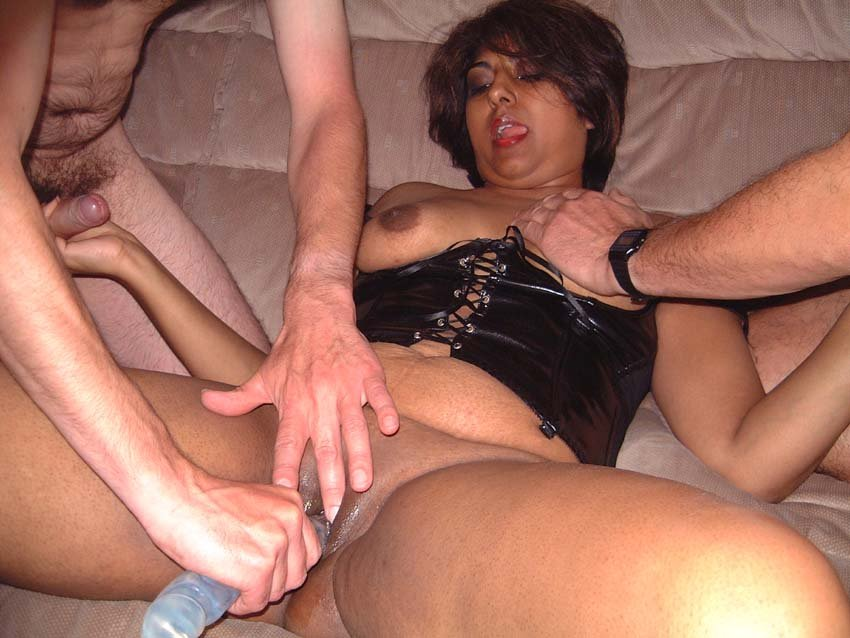 Think, that Amateur video indian wife gangbanged sorry, that
