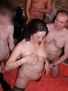 Oxford gangbang with Jo and Honey