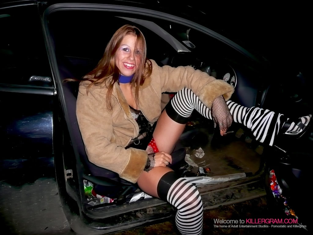Masies First Dogging Mission  Uk Amateur Stars  The -3851