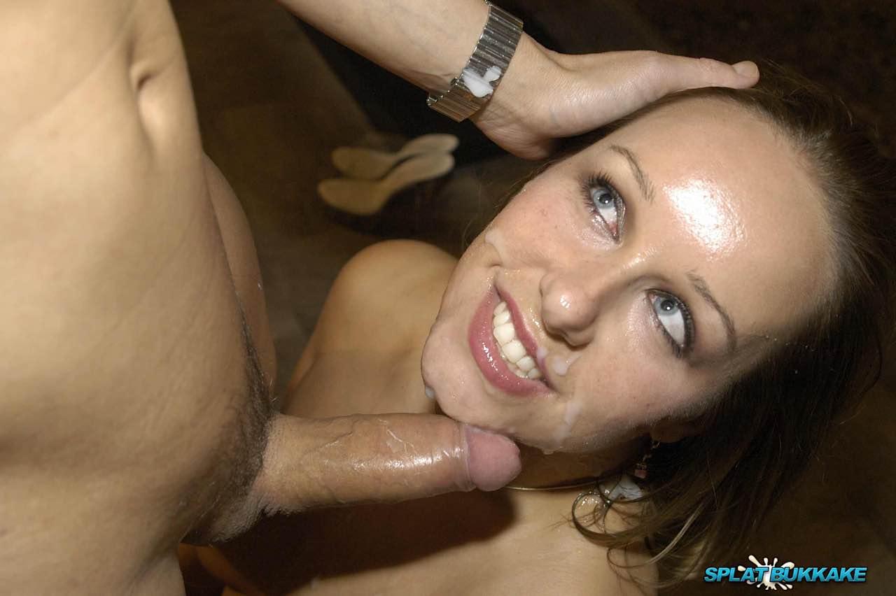 Scottish Babe Ashley Rider Loves Facials  Uk Amateur -7160